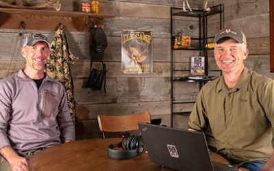 Newberg, Jacobsen Launch Elk Talk Podcast