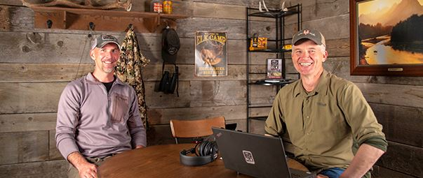 Newberg, Jacobsen Launch Elk Talk Podcast